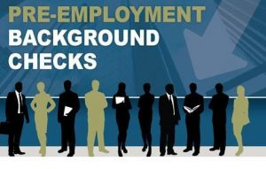 Background Checks:  What is really necessary?