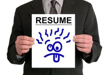What is a Waste of Space, Unprofessional or Inappropriate on Your Resume?