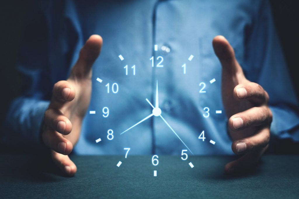 Time Management and Time Chunking